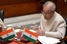 Pranab Lauds Modi's Act East Policy, Says it Will Open New Markets