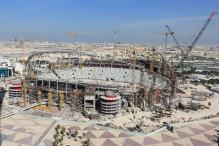 Indian Migrant Worker Dies at Qatar's World Cup Stadium Site