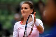 Radwanska Thrashes Jovanovski to Ease into Second Round