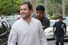 BJP Accuses Rahul of Practicing Double Standards Against Dalits