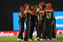 RCB Stay in Hunt Pipping KXIP by One Run in a Thriller