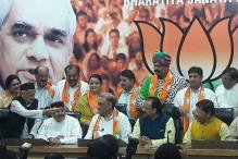 9 Uttarakhand Congress Rebels Join BJP, Demand Fresh Elections
