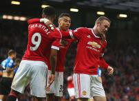 Man United Ease Past Bournemouth to Seal Fifth Spot