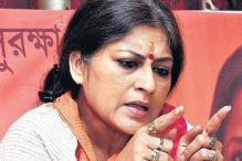 BJP Protests Outside Mamata's House Over Attack on Roopa Ganguly