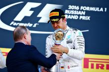 Rosberg Wins Russian Grand Prix As Hamilton Takes Second