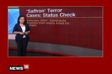 'Saffron' Terror Cases: A Status Check