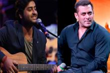 Arijit Singh Apologised to Salman on Facebook; Deleted the Post Later