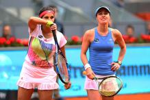 Sania Mirza-Martina Hingis Lose in Madrid Masters final