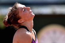 Top-Seeded Sara Errani Eliminated at Strasbourg International