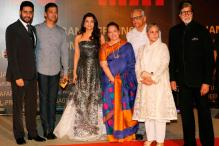 Bachchans, Deshmukhs and others attend the grand premiere of 'Sarbjit'