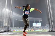 India's Discus Thrower Seema Punia Qualifies for Rio Olympics