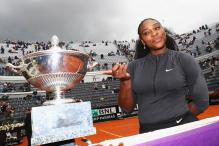 Serena Williams Ends 9-month Title Drought at Italian Open