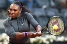 Serena Williams Opens Clay Season With a Win in Rome