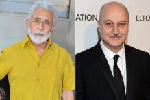 Naseeruddin Clarifies Comments on Anupam Kher, Calls it 'Misreporting'