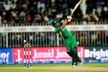 No England Tour Camp for Ahmed Shehzad