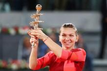 Madrid Champion Halep Back Into World's Top Five