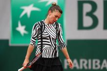 Injured Simona Halep Has 50-50 Chance oif Playing French Open