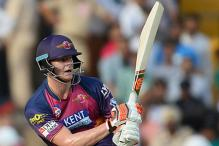 Pune Supergiants' Steve Smith Out of IPL With Wrist Injury