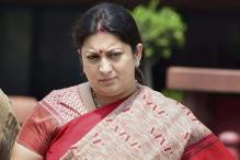 CBSE Results to be Out on Time Before May 31: Smriti Irani