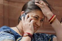 May Not be a Bad Deal for Smriti Irani to be in Textiles Ministry