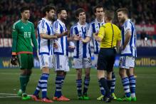 Real Sociedad Beat Valencia 1-0 With Injury-Time Goal