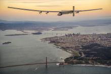Solar Impulse Takes Off on Next Leg of Round-The-World Flight