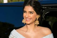 Cannes: Sonam Kapoor Pulls Off Jhumkis with a Ralph and Russo Gown