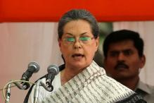 Modi Govt Toppling Elected Governments in Greed For Power, Says Sonia
