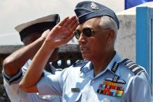 CBI Continues to Question Former IAF Chief Tyagi in Agusta Scam