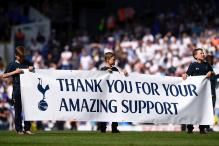 Tottenham Hotspur to Play Champions League Matches at Wembley