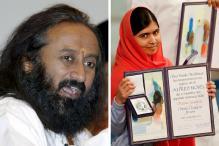 Sri Sri Says He Rejected Nobel Peace Prize, Calls Malala Undeserving
