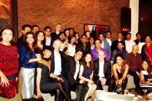 Snapshot: Stars Attend SRK's Dinner Party for Apple CEO Tim Cook