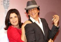 SRK, Farah Khan Tease Fans on 'Main Hoon Na' Sequel
