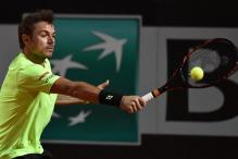 Top-Seeded Wawrinka Cruises to Win in Geneva Open 2nd round