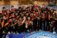 Warner, Cutting Power Sunrisers Hyderabad to Their Maiden IPL Title