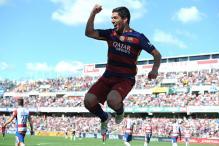 In Pics: Barcelona Celebrate Their 24th La Liga Title