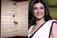 Sushmita Sen's Loving Letter to Her Daughter Will Make You Smile