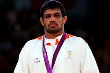Ace Wrestler Sushil Kumar Brushes Aside Controversy Claims at National C'Ships