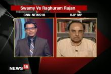 Rajan is Unfit For Public Office, Says Subramanian Swamy