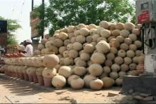 Rajasthan's Phalodi Sizzles at 50