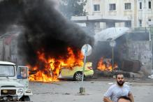 Bombs Kill More than 100 in Syria Regime Strongholds