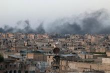 Aleppo Bombed as Syrian Army Begins Calm Plan Elsewhere