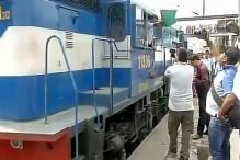 Speed Trial of Talgo Train Conducted Between Bareilly and Moradabad