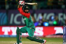 Bangladesh Beat Afghanistan by Seven Runs in First ODI