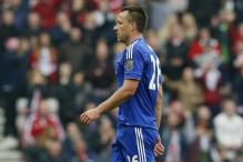 Red Card may Mean John Terry Has Played Final Chelsea Game