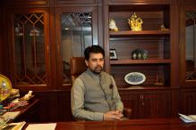 Anurag Thakur Unanimously Elected as New BCCI President
