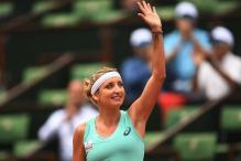 Timea Bacsinszky Downs Eugenie Bouchard at French Open