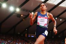 Olympics-Bound Tintu Luka Runs Mediocre 800m Race in UK