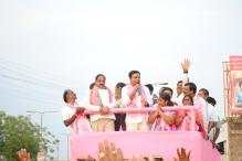 TRS Wins by Over 45,000 Votes in Palair Assembly Bypoll