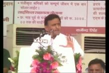 There is No Water Crisis in Uttar Pradesh: Akhilesh Yadav